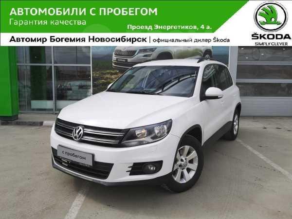 Volkswagen Tiguan, 2012 год, 589 000 руб.
