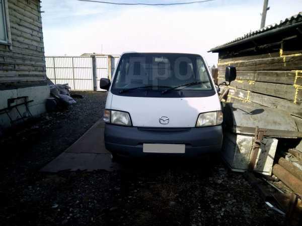 Mazda Bongo, 2001 год, 250 000 руб.