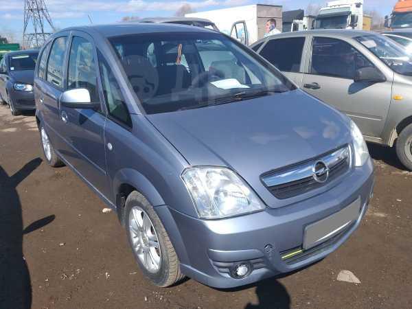 Opel Meriva, 2007 год, 245 000 руб.