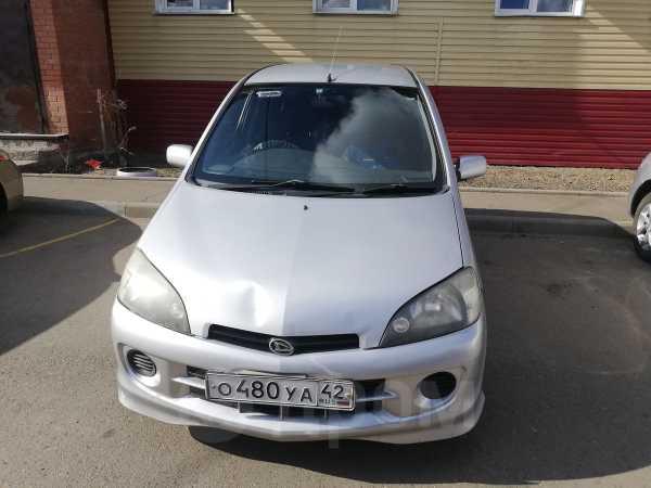 Daihatsu YRV, 2003 год, 180 000 руб.