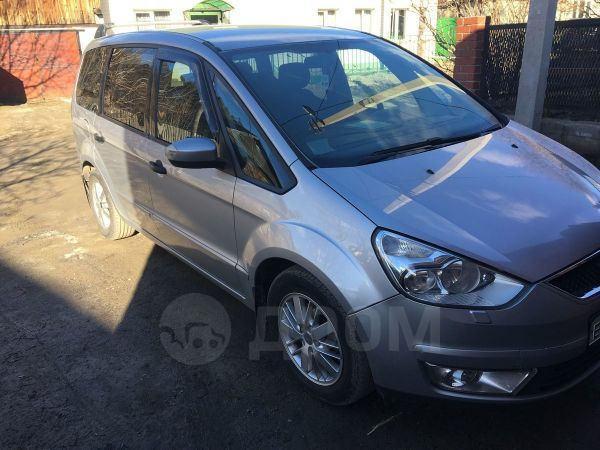 Ford Galaxy, 2007 год, 540 000 руб.