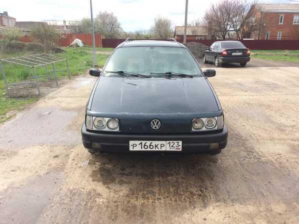 Volkswagen Passat, 1991 год, 130 000 руб.