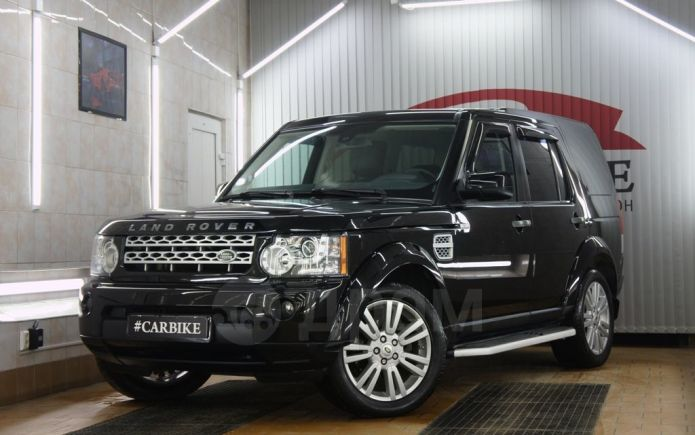 Land Rover Discovery, 2012 год, 1 348 000 руб.