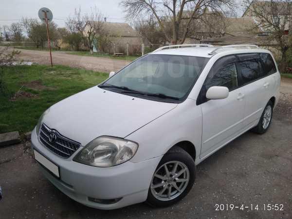 Toyota Corolla Fielder, 2002 год, 210 000 руб.