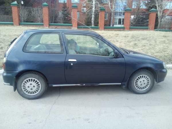 Toyota Starlet, 1998 год, 132 000 руб.