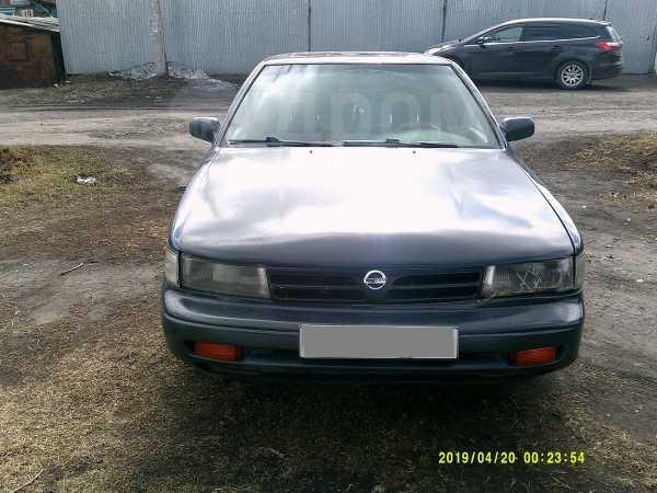 Nissan Maxima, 1991 год, 55 000 руб.
