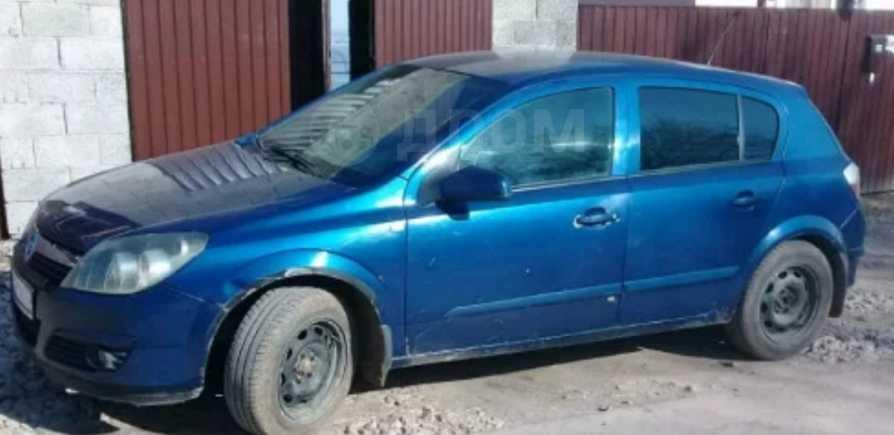 Opel Astra, 2004 год, 154 000 руб.