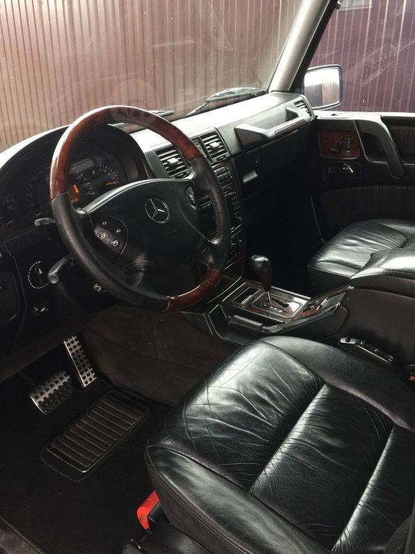 Mercedes-Benz G-Class, 2005 год, 2 200 000 руб.