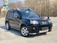 Москва X-Trail 2001