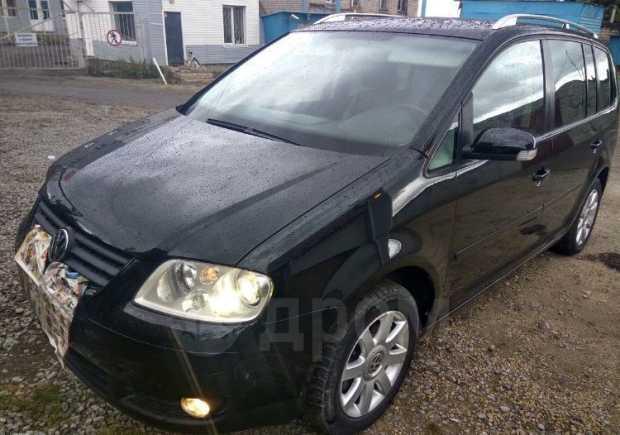 Volkswagen Touran, 2005 год, 440 000 руб.