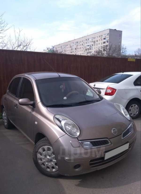 Nissan Micra, 2008 год, 245 000 руб.