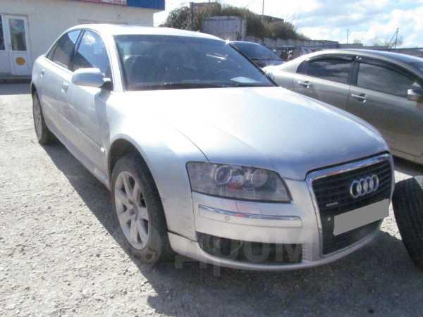 Audi A8, 2004 год, 380 000 руб.