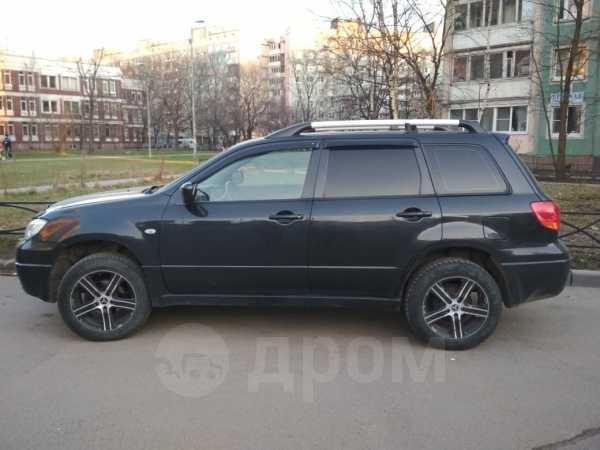 Mitsubishi Outlander, 2003 год, 260 000 руб.