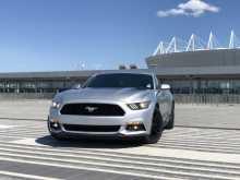 Ростов-на-Дону Mustang 2017