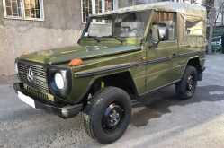 Тверь G-Class 1984