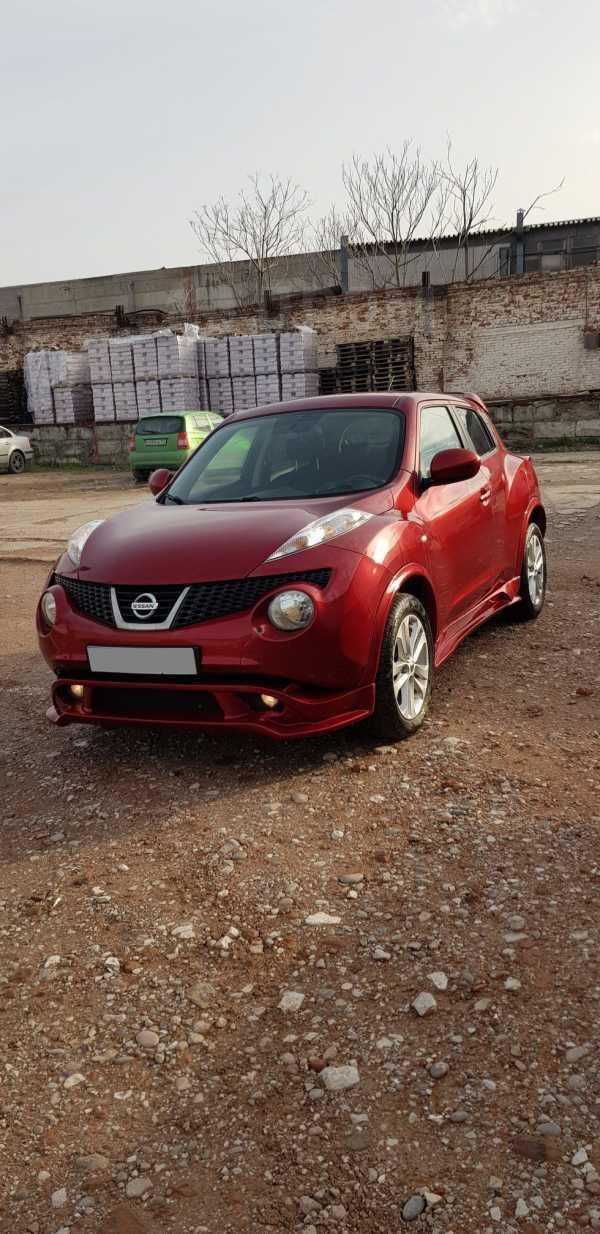 Nissan Juke, 2011 год, 590 000 руб.