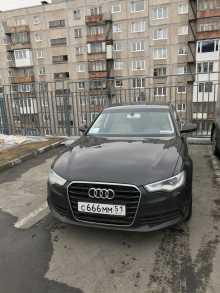 Мурманск Audi A6 2012