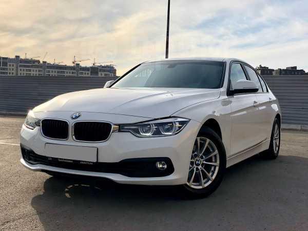 BMW 3-Series, 2016 год, 1 599 000 руб.