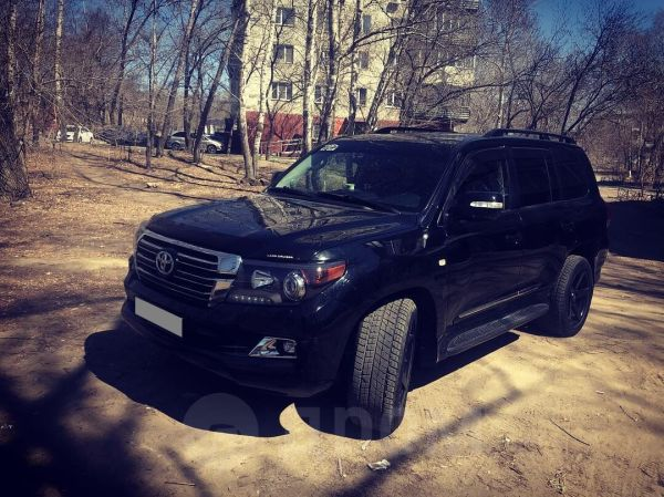 Toyota Land Cruiser, 2008 год, 1 750 000 руб.