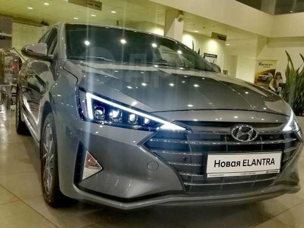 Hyundai Elantra, 2019 год, 1 487 500 руб.