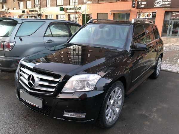 Mercedes-Benz GLK-Class, 2010 год, 850 000 руб.