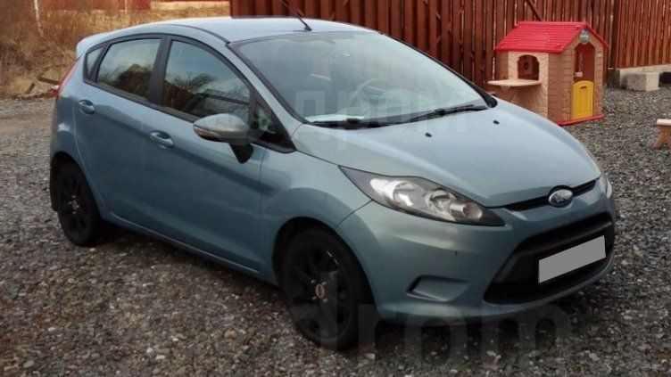 Ford Fiesta, 2009 год, 370 000 руб.