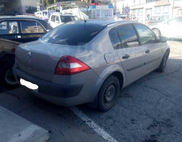 Renault Megane, 2004 год, 330 000 руб.
