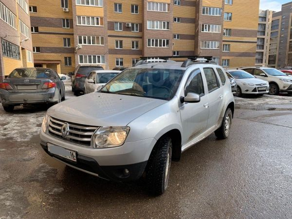 Renault Duster, 2013 год, 660 000 руб.