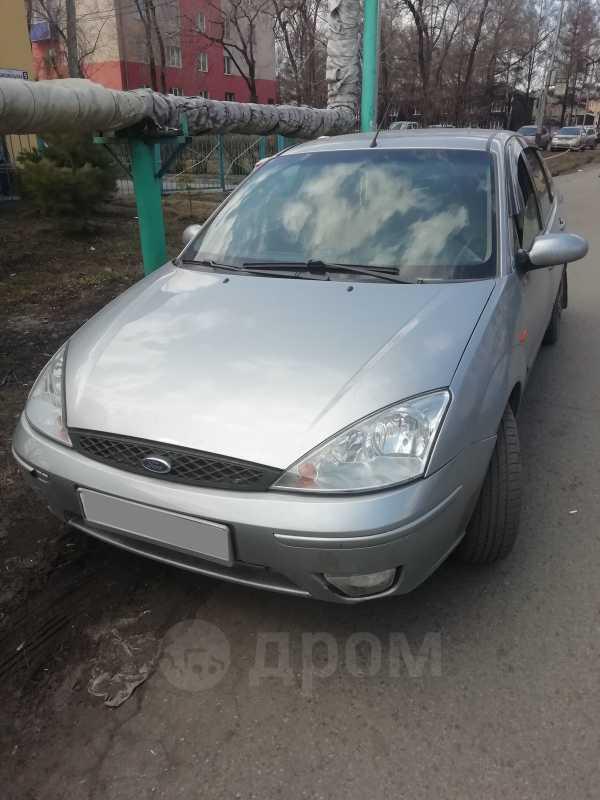 Ford Focus, 2004 год, 190 000 руб.