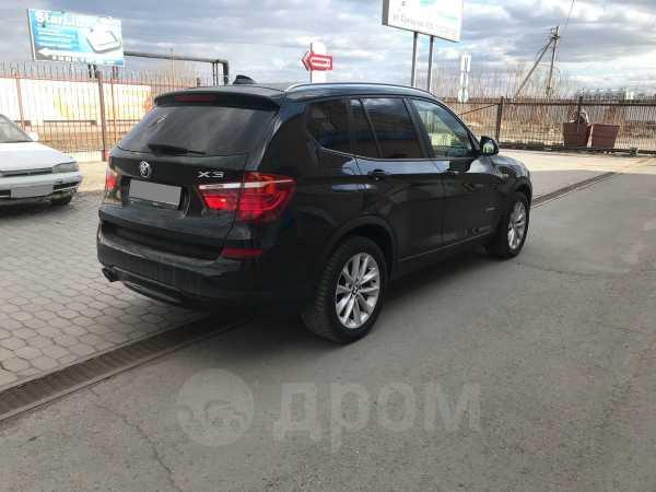 BMW X3, 2015 год, 1 850 000 руб.