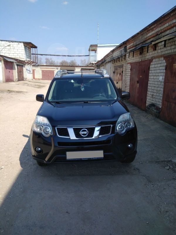 Nissan X-Trail, 2011 год, 815 000 руб.