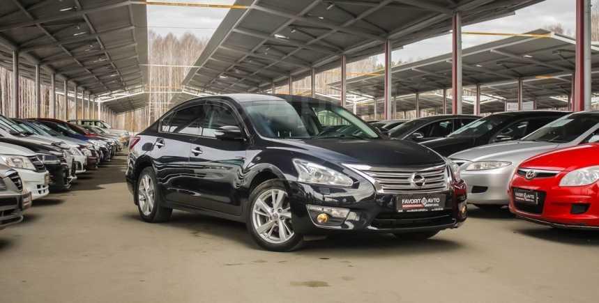 Nissan Teana, 2014 год, 1 059 000 руб.