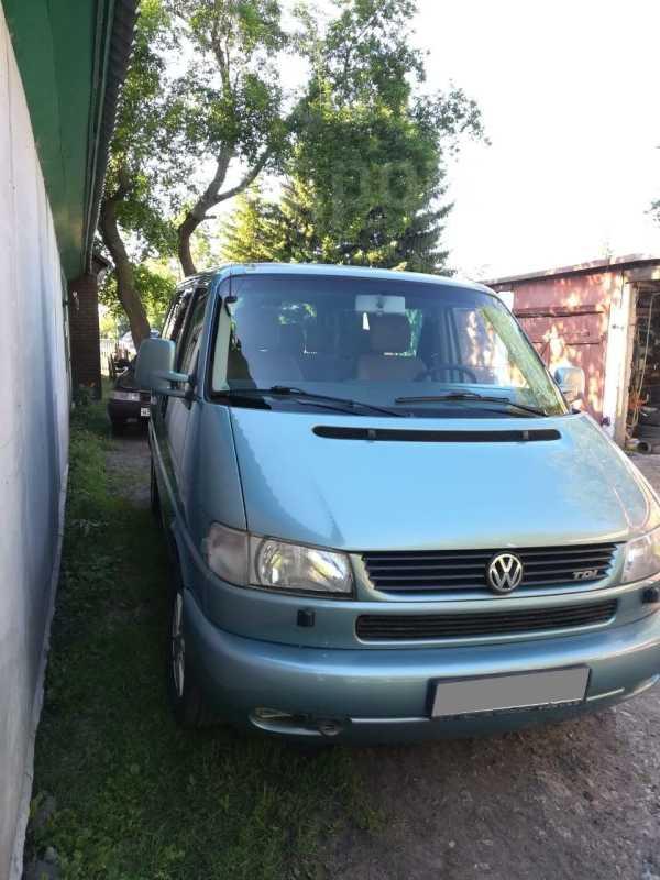 Volkswagen Caravelle, 2002 год, 740 000 руб.