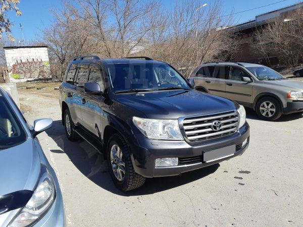 Toyota Land Cruiser, 2008 год, 1 550 000 руб.