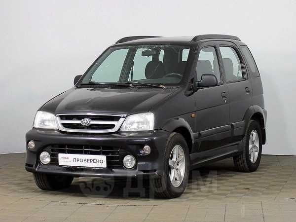 Daihatsu Terios, 2002 год, 265 000 руб.