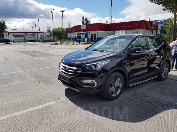 Hyundai Santa Fe, 2018 год, 1 850 000 руб.