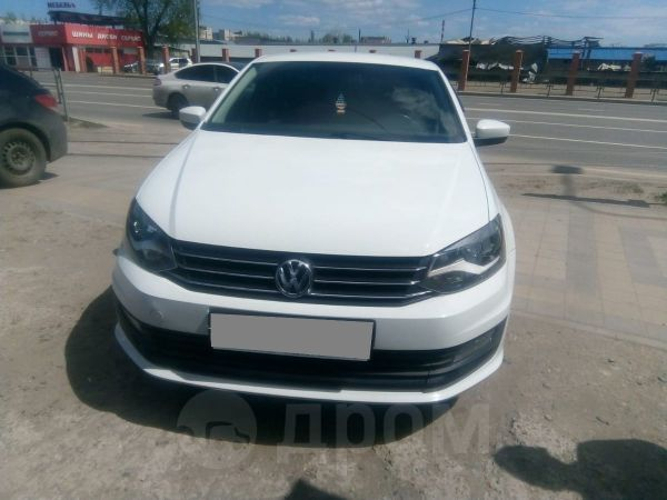 Volkswagen Polo, 2018 год, 660 000 руб.