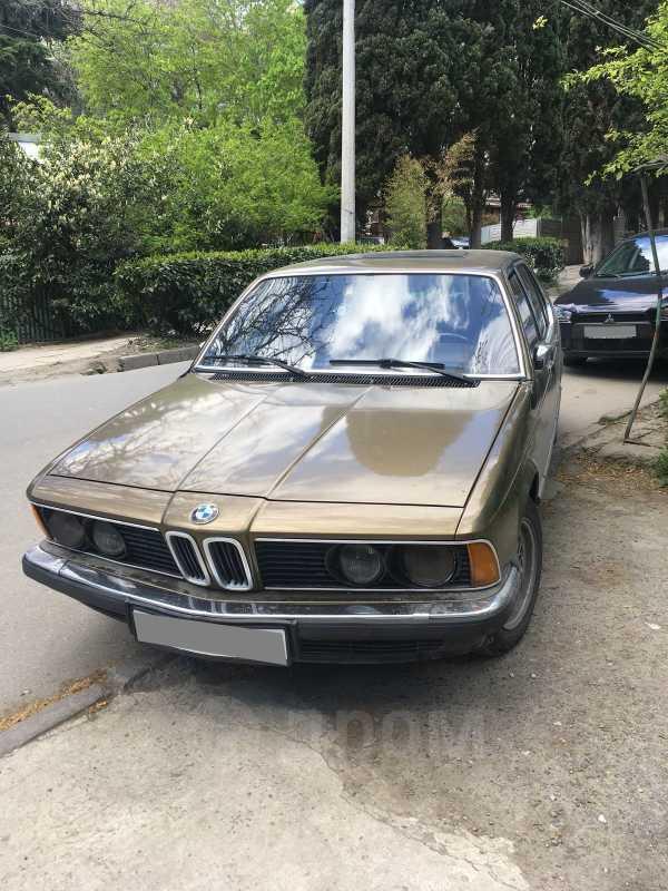 BMW 7-Series, 1982 год, 270 000 руб.