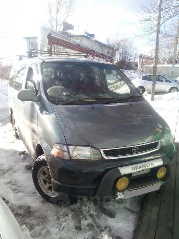 Toyota Granvia, 1998 год, 385 000 руб.