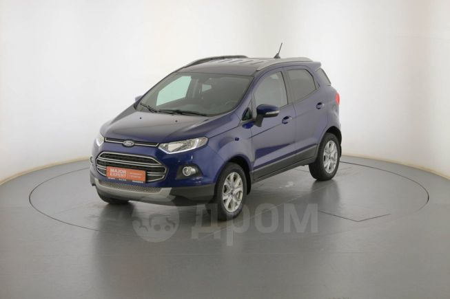 Ford EcoSport, 2018 год, 930 000 руб.