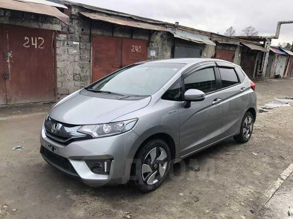 Honda Fit, 2014 год, 755 000 руб.