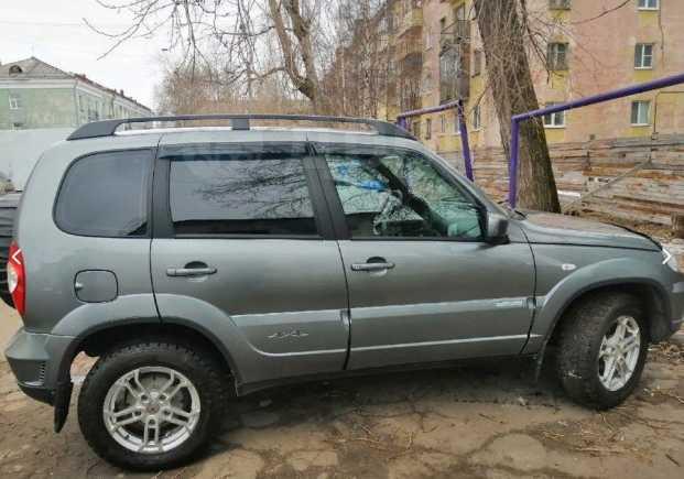 Chevrolet Niva, 2014 год, 265 000 руб.