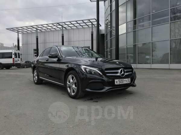 Mercedes-Benz C-Class, 2016 год, 1 850 000 руб.