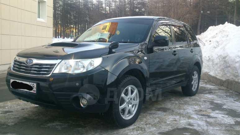 Subaru Forester, 2009 год, 860 000 руб.