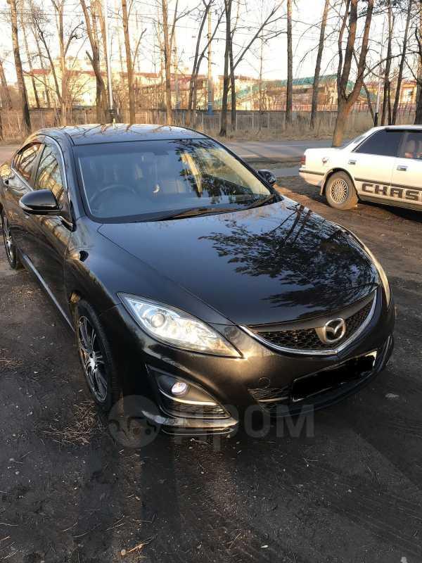Mazda Atenza, 2010 год, 600 000 руб.