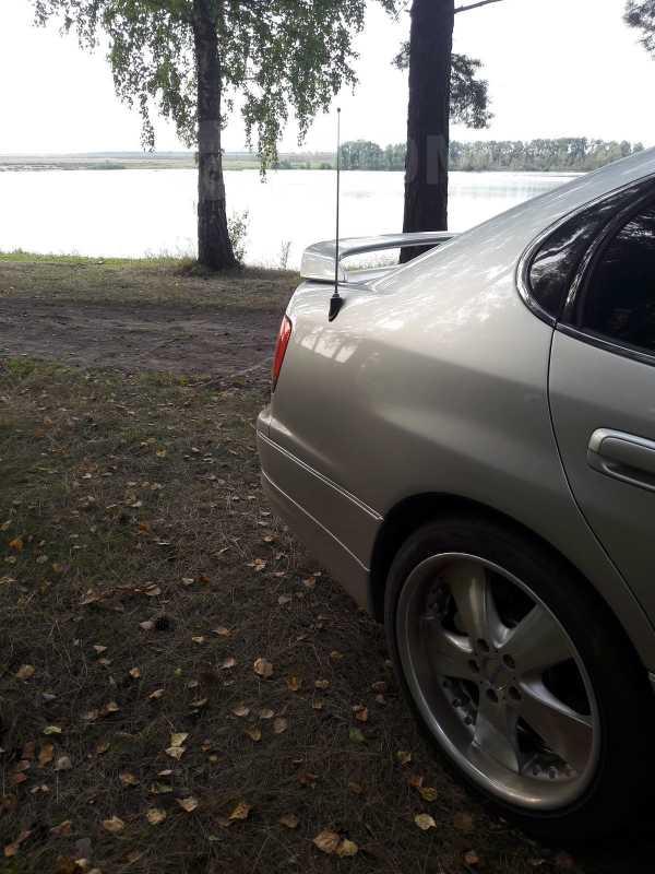 Lexus GS300, 2000 год, 540 000 руб.