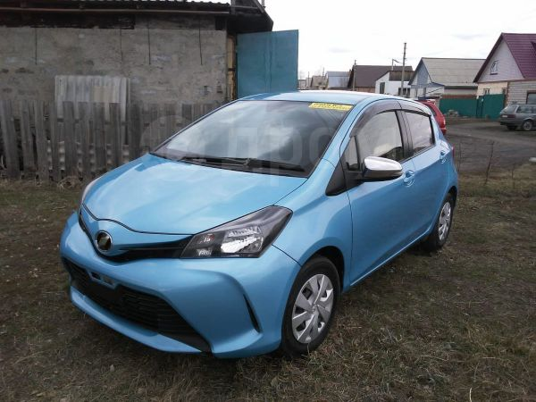 Toyota Vitz, 2014 год, 665 000 руб.