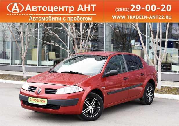 Renault Megane, 2005 год, 239 000 руб.