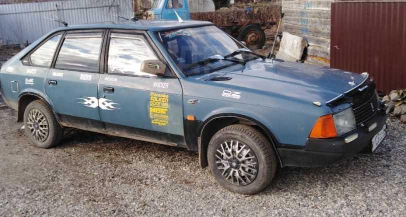 Москвич 2141, 1992 год, 45 000 руб.