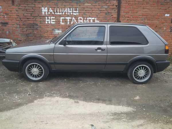 Volkswagen Golf, 1988 год, 125 000 руб.